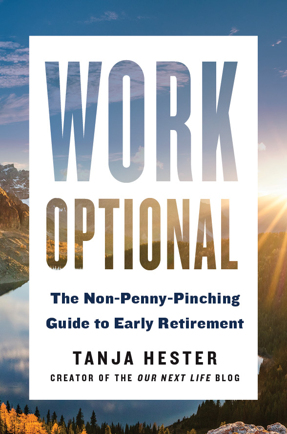 Work Optional: the Non-Penny-Pinching Guide to Early Retirement, by Tanja Hester, is a user-friendly guidebook on achieving the version of early retirement that best fits your life and your aspirations. Whether that's a full exit from the workforce for good, a semi-retirement in which you do only work that's fun or meaningful to you, or a career interspersed with intermissions, Work Optional will help you map out the life you want to live and then build a financial plan to help you achieve it as quickly as possible without feeling like you're sacrificing everything you enjoy to get there. Author Tanja Hester shares her story retiring early from her career at age 38 with her husband Mark Bunge to live a life of adventure and community service, as well as stories from others who've created their own work-optional lives, proving that some form of early retirement is possible for nearly anyone with discretionary income, whether you're a parent with children, a single earner, living in a high-cost area, or earning less than six figures. From finding the most efficient ways to save quickly without pinching pennies, and earning more without devoting all your waking hours to work, to creating a purpose-filled, healthy life with much less work in it, Work Optional is the comprehensive roadmap to a life that makes you feel excited to wake up every day.